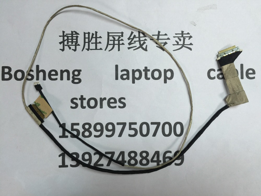 New LCD Cable 6017B0495901 30Pins For Toshiba Satellite L70 L70-A Series Laptop