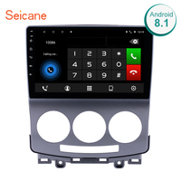 Seicane 9 inch Android 8.1/7.1 Wifi Head Unit Radio Audio GPS Multimedia Player For 2005 2006 2007 2008 2009 2010 Old Mazda 5