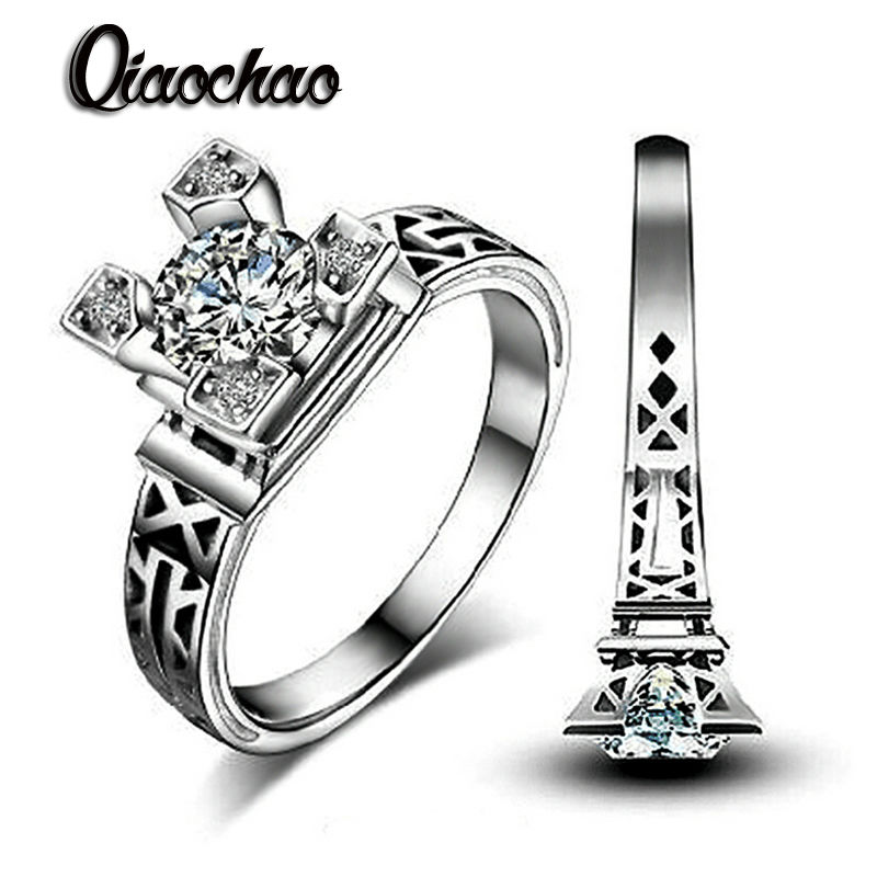 hot selling engagement rings for women vintage cz wedding jewelry bijoux perfect gift for lover wholsesale - Selling Wedding Ring