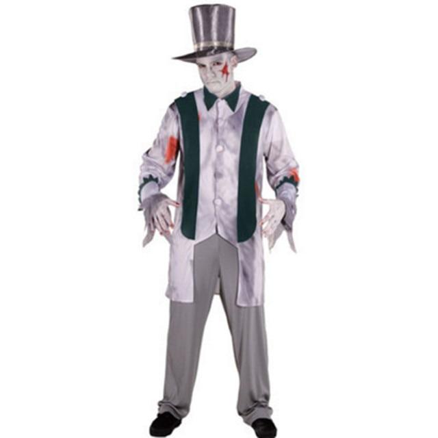 Halloween Pak.Us 48 9 Scary Halloween Kostuums Voor Mannen Halloween Pak Carnaval Kostuums Voor Mannen Halloween Kleding Sets Zombie Cosplay In Scary Halloween