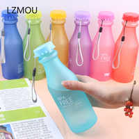 550ml Frosted Water Bottle Baby Souvenirs Wedding Gifts for Guests Kids Bridesmaid Gift Party Favors Back To School Present