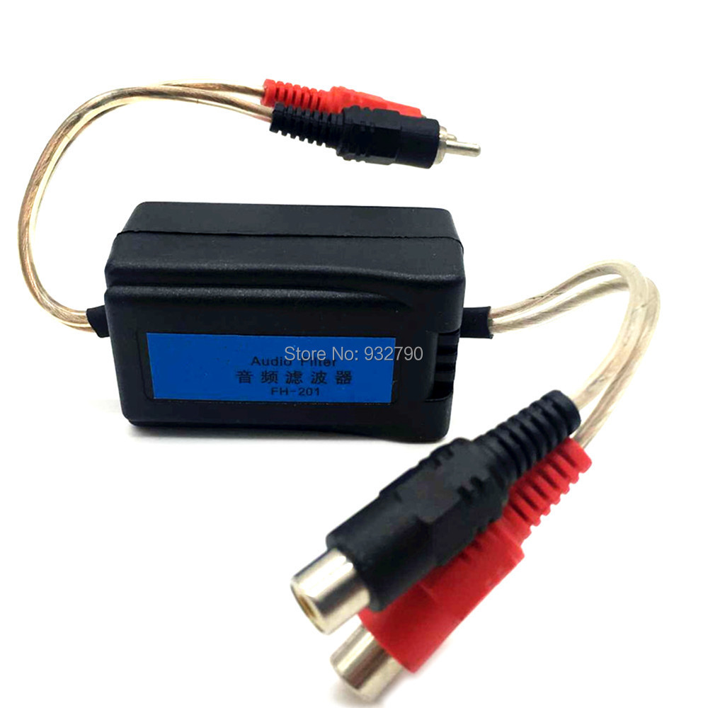 Boss Audio B25n Wiring Diagram Free Diagrams Bv7942 Car Stereo Harness Rca Ground Isolator