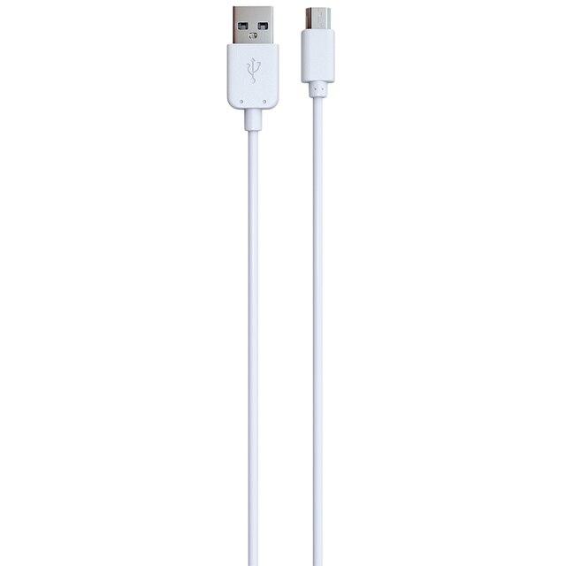 Дата-кабель Red Line USB - micro USB, белый УТ000008647