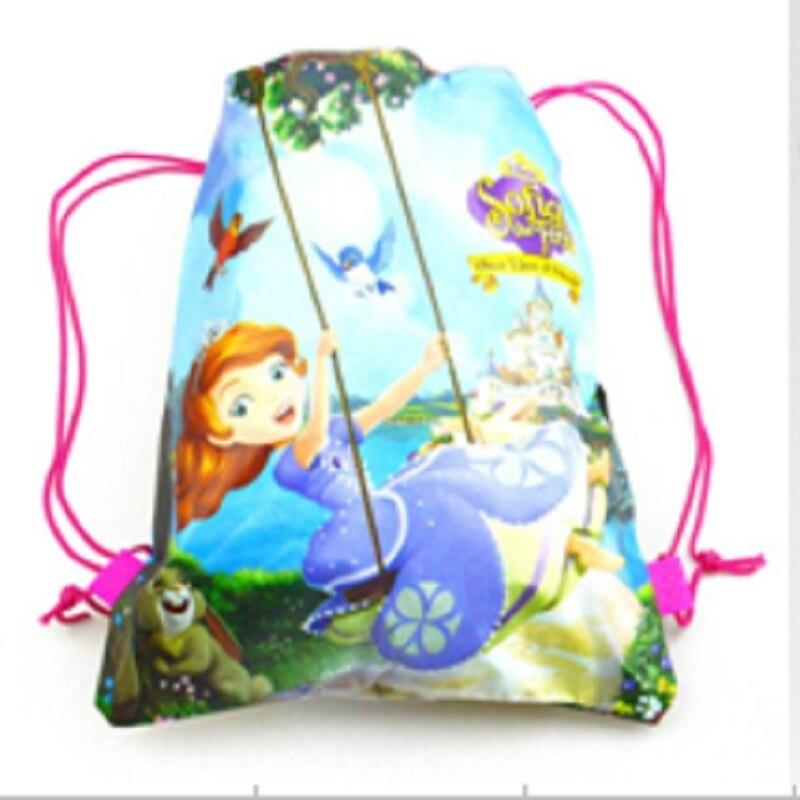 sacolas de sofia mochila para Size : 27cm*36cm H 10.6x L 14