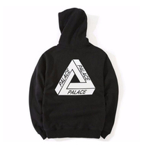 High Quality 2017 Mens Palace Skateboards Hoodies Male 100% Cotton Triangle Sweat Palace Sweatshirt Palace Hoodies M-XXL