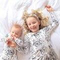 Bebê recém-nascido Menina Menino Romper Crianças Infantil Outono Pontos do Respingo de tinta Macacão Outfits Traje 0-18 M
