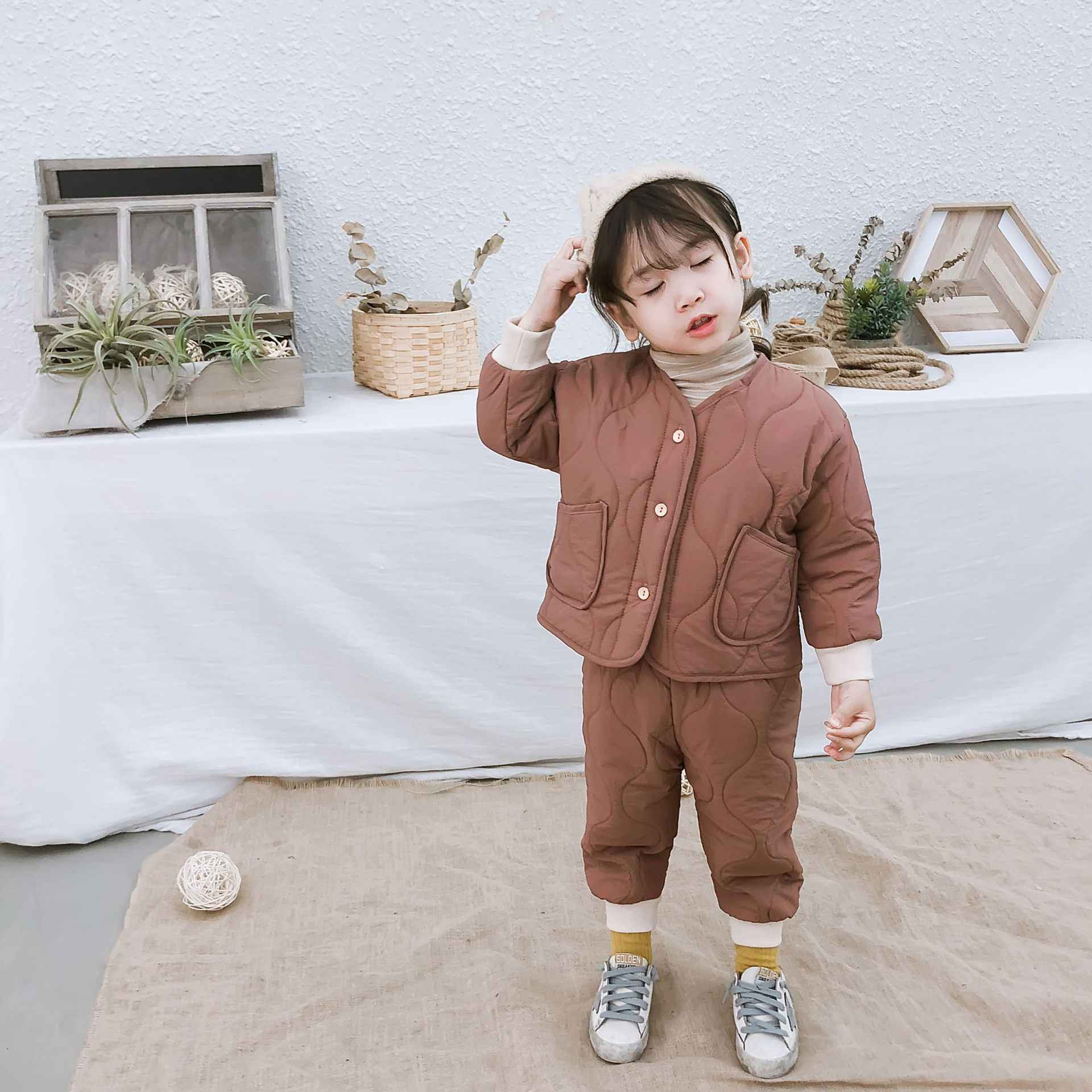 a832aeb24 2018 Autumn New Arrival Cotton all match Baby Rabbit Ears Cute Strap ...