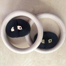 Новые деревянные 28 мм упражнения фитнес гимнастические кольца для тренажерного зала упражнения Кроссфит подтягивания мышц