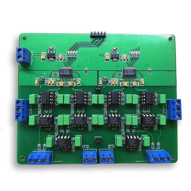 HiFi параллельный PCM1794A декодер доска основной плате ЦАП 24Bit 192 кГц