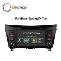 Ownice Android 4 4 Car DVD GPS For Nissan Qashqai X Trail 2014 HD 1024 600