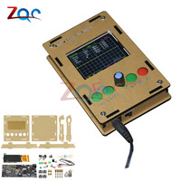 DC 9v 200mA DSO311 Mini Digital Oscilloscope 1MSPS 2.4 TFT LCD STM32 12 Bit Probe With Case Box Shell Replace DSO138 DIY Kits