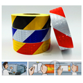 5cmx30m  Safety Warning Conspicuity Reflective Tape for Car-Styling Reflective Vehicle Sticker with Fashion Effect