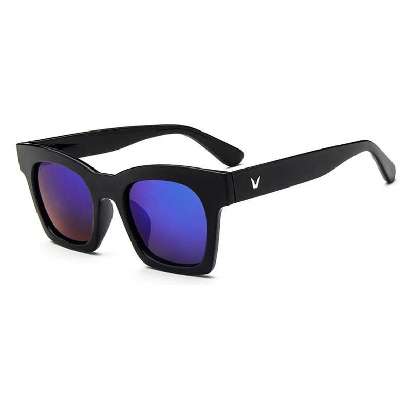 Special Price Squre Frame Sunglasses Men Women Vintage Retro Sun Glasses Plastic Frame Glasses Outdoor Stylish Fashion Eyewear