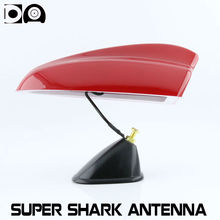 Super shark fin antenna special car radio aerials auto signal Big size accessories for kia sportage r