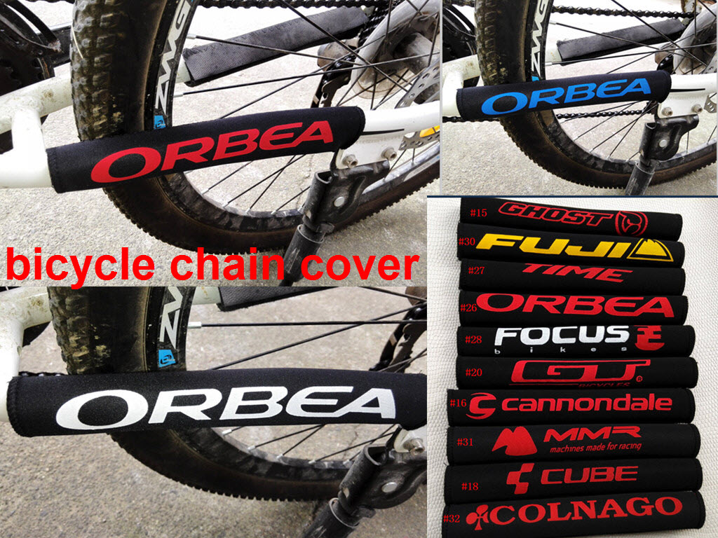 cc74f103a42 MTB bicycle Chain Care Stay Posted Protector Guard CoverPad Bicycle Cycling  Chain Care Stay Posted Protector Bike Bicycle Cycling
