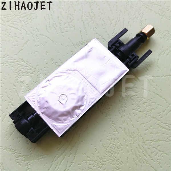 Format lebar printer DX5 Mimaki UV damper untuk Mimaki JV33 TX800 kepala DX5 JV5 X-Roland Niprint dumper dengan konektor besar 20X
