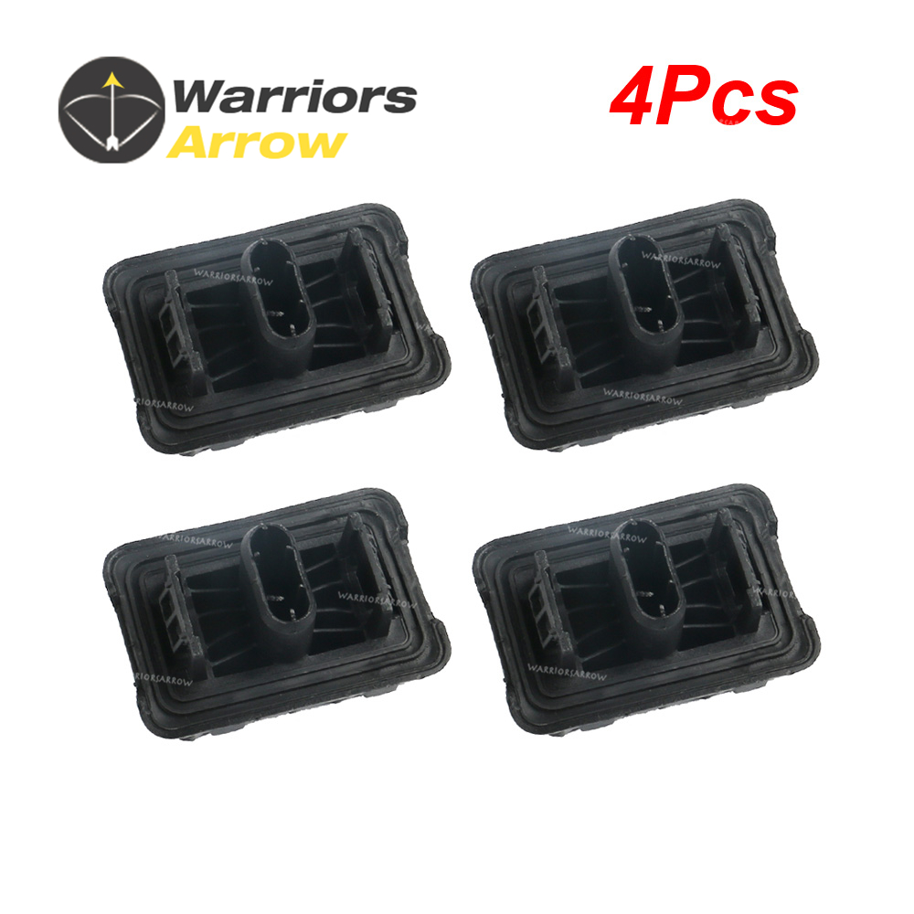 4Pcs 51717237195 For BMW 1 3 5 6 7 series X1 E81 E82 E90 F10 F13 F01 F10 F07 F02 E84 Jack Pad Under Car Support Pad Lifting Car image