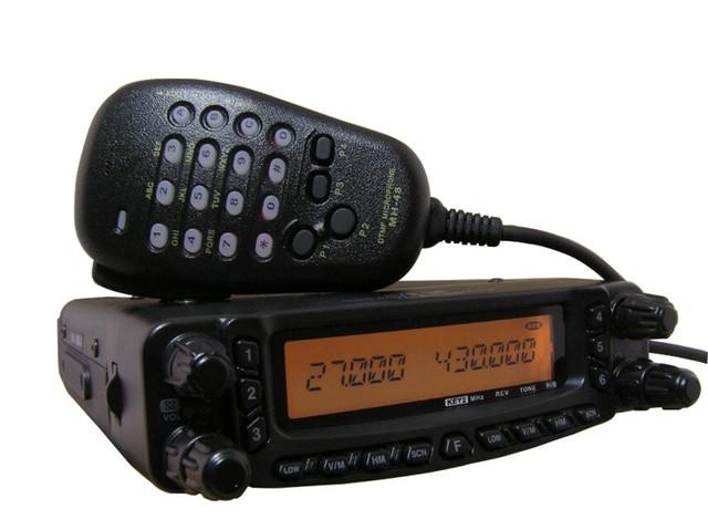 2015 Nuevo Envío Gratuito de Banda Cuádruple 27/50/144/430 Mhz Jamón Transceptor de Radio de Jamón Móvil Transceptor jamón Jamón de Radio FM de Radio