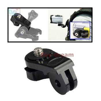 1/4 Screw Tripod Mount Adapter Converter Accessories for Xiaomi Yi Sony AS20 AS30V AS100V AS200V HDR AZ1 Action Camera to Gopro