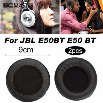 Soft Leather Sponge Ear Pads Cushion Cover Cap Earmuff Replacement For JBL E50BT E50 BT SYNCHROS Headphone Headset
