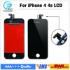 10pcs Lot LCD Touch Screen Display Digitizer Assembly Replacement For IPhone 4 4G 4S LCD Black