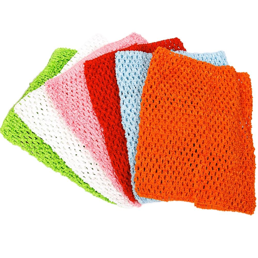 ᗜ LjഃDavid accesorios 9 \'\'o 6\'\' crochet malla Hollow accesorios de ...