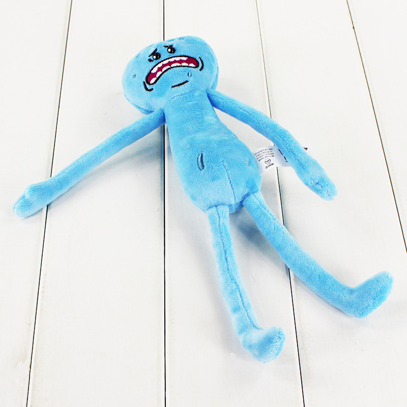 Рик и Морти плюшевые игрушки Sanchez Smith Mr Meeseeks Jerry Summer poopybuttole счастливый сад учёный мягкие куклы