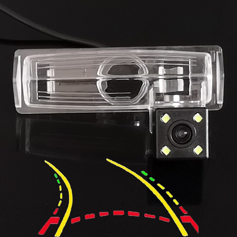 Intelligent Dynamic Trajectory Tracks Car Rear View Camera For Lexus ES300 ES330 MCV30 HS250h ANF10 RX300 RX330 RX350 RX400h