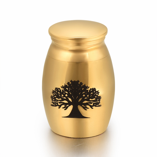 Golden Tree of Life Ash Holder