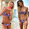 2016 New Women Sexy Bikini Set Swimwear Push Up Bikinis Low Waist Swimsuit Bathing Woman Swimwears
