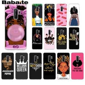 Buy samsung galaxy s7 edge case melanin poppin Online with