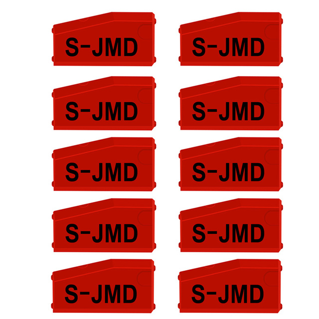 5PCS/LOT Original JMD King Chip JMD Handy Baby Key Copier JMD Chip for CBAY Super Red Chip JMD 46/48/4C/4D/G Chip On Sale