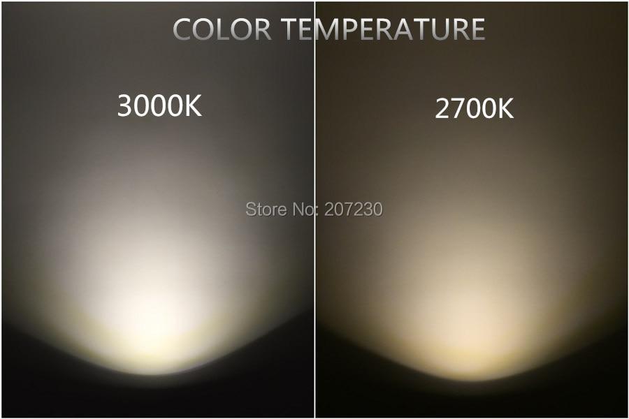 mr16 cob led lamp 12v mr16 3w 5w 7w warm white 2700k 3000k 4500k