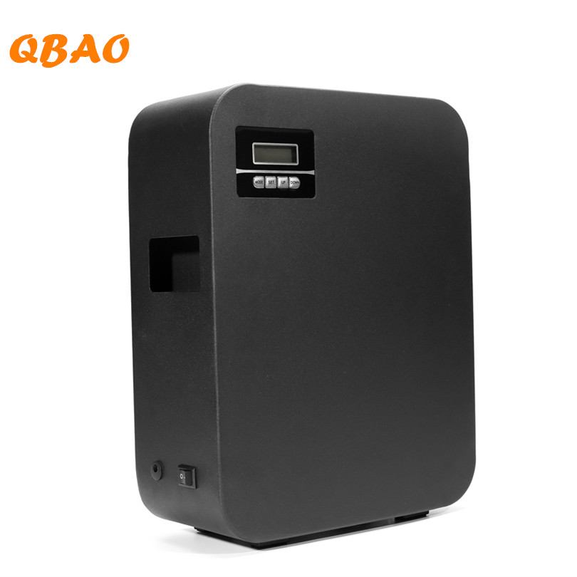 Home Scent Machine Air 2,000m3 Coverage Area 500ml HVAC Fragrance Delivey Systems with 100% Pure Essential Oil for Business
