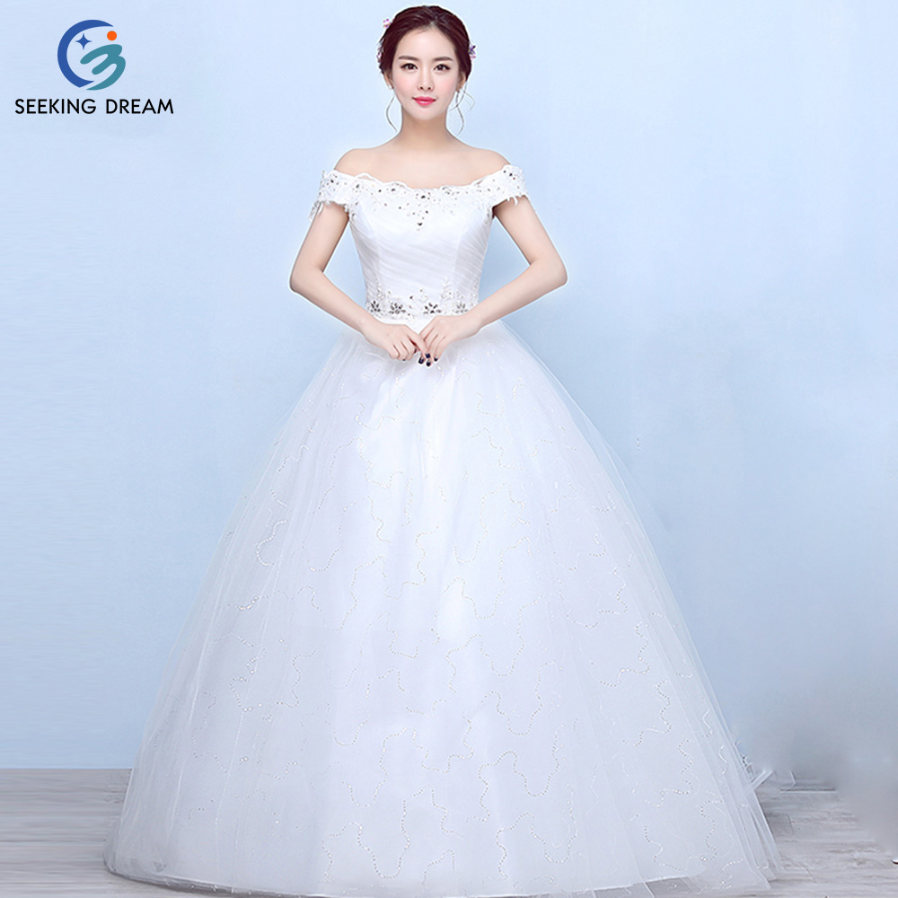 Compare Prices on White Ball Gowns- Online Shopping/Buy Low Price ...