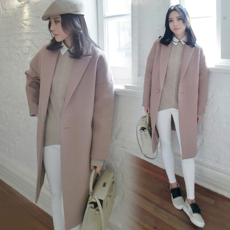 Aliexpress.com : Buy 2017 Brand Spring Wool Coat Women New jacket ...