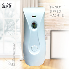 Automatic Air Freshener For Home Toilet Aerosol Dispenser Light Sensor Fragrance Perfume Sprayer Machine Bathroom AccessorX-1101