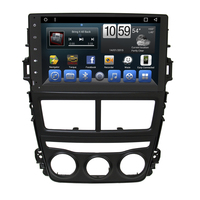 Navirider Android 8.1.0 octa core car dvd player for toyota Vios Yaris 2018 gps+glosnass multimedia headUnit stereo autoradio