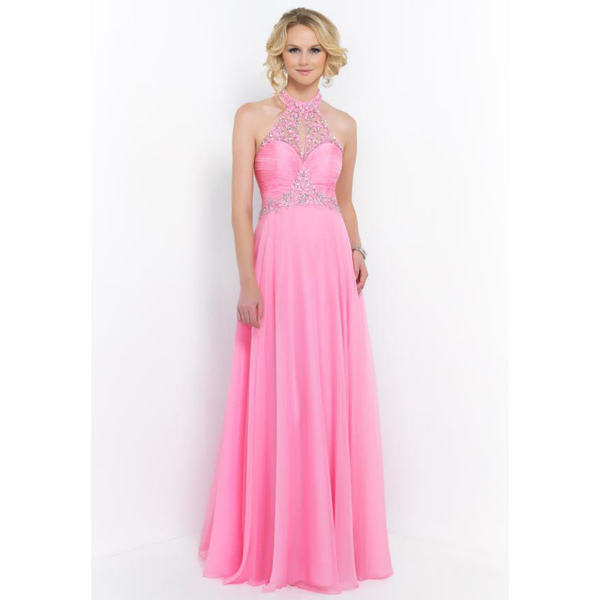 Pink evening dresses - Fashion dresses