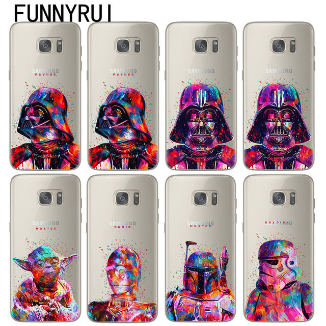 coque de samsung s7 star wars