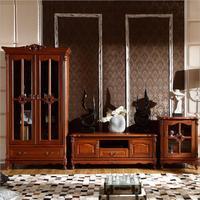 Античный стиль винный шкаф o1138