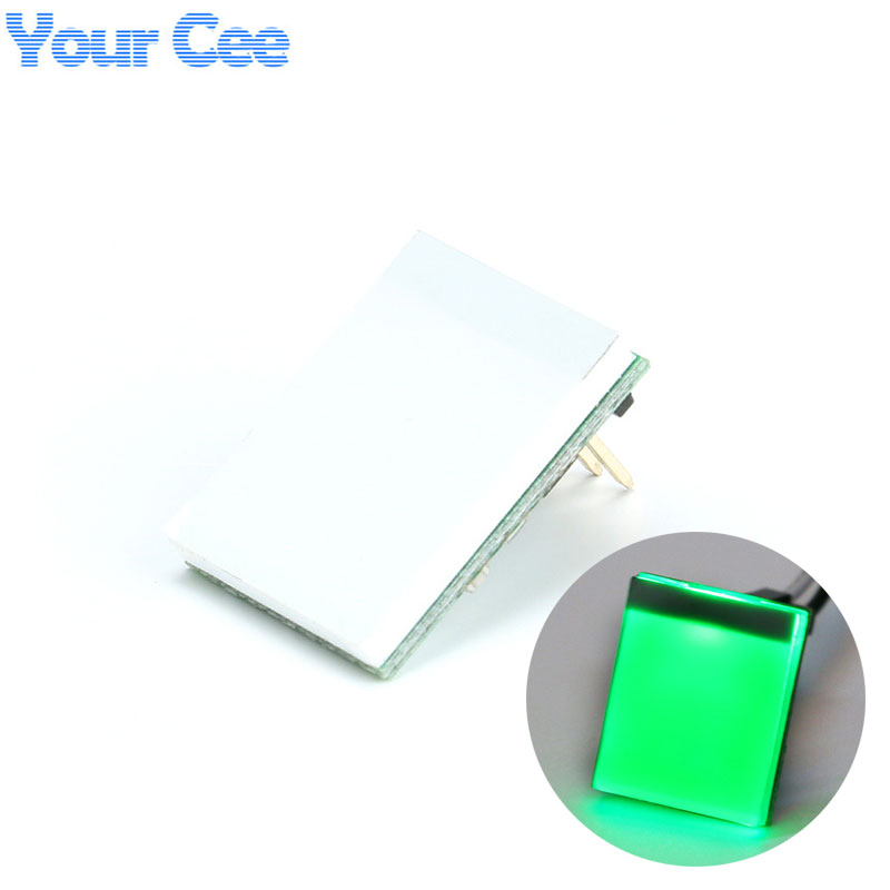 10 шт., зеленый цвет, планшетофон, емкостный сенсорный переключатель, модуль, Новое поступление