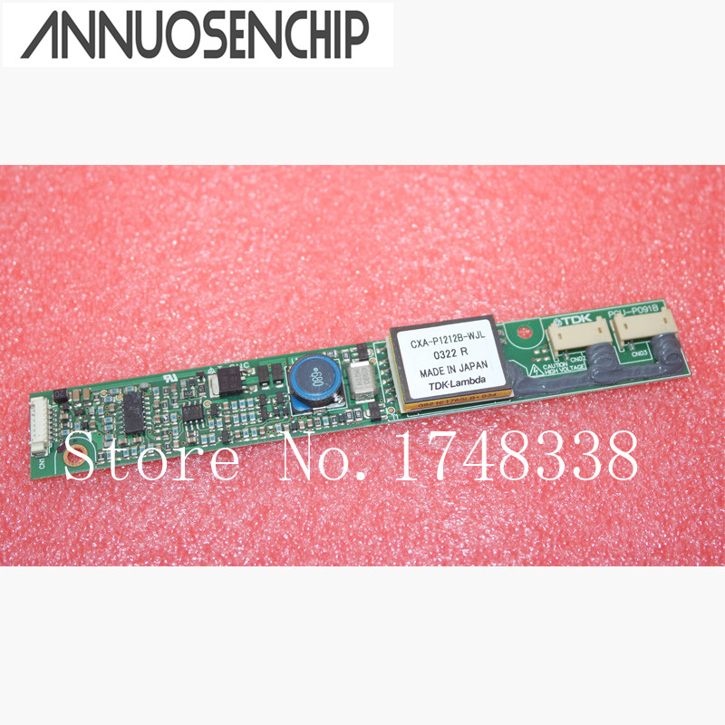 CXA-P1212B-WJL/PCU-P091B  dc-to-ac converter High voltage circuit board cxa 0373 pcu p158b original tdk lcd inverter high voltage switchboard board