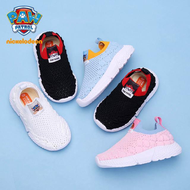 7aaf68d1b514b PAW PATROL Kids Shoes Girls Boys Sport Shoes Antislip Soft Bottom 2019  Breathable Kids Baby Sneaker Baby Girls Shoes Size 21-30
