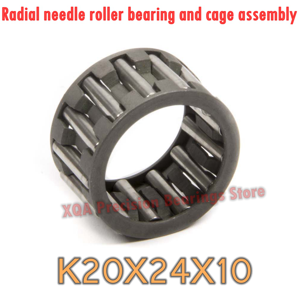 QTY10 28x33x13 mm K283313 Metal Needle Roller Bearing Cage Assembly 28*33*13