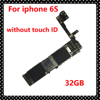 Full Function Factory Unlock Mainboard For Iphone 6S 4 7inch 32GB 100 Tested Good Working Original