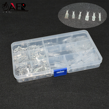 JAER 270pcs 2.8/4.8/6.3mm Motorcycle repair parts tool Wire Crimp Terminals Insulated Seal Electrical  Connector Assortment Kit high quality excavator seal kit for komatsu pc60 7 bucket cylinder repair seal kit 707 99 26640