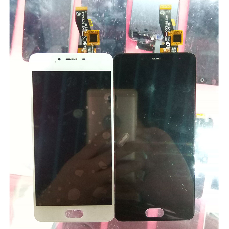 For Meizu M3 S M3S LCD Touch Screen Digitizer Assembly Replacement for Meizu Meilan 3s Y685C
