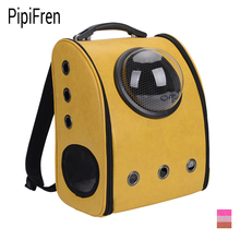 PipiFren Carrying Bags For Dogs Backpack Chihuahua Travel Small Cats Backpack Carriers Travel Pets Designer trasportin gato hond