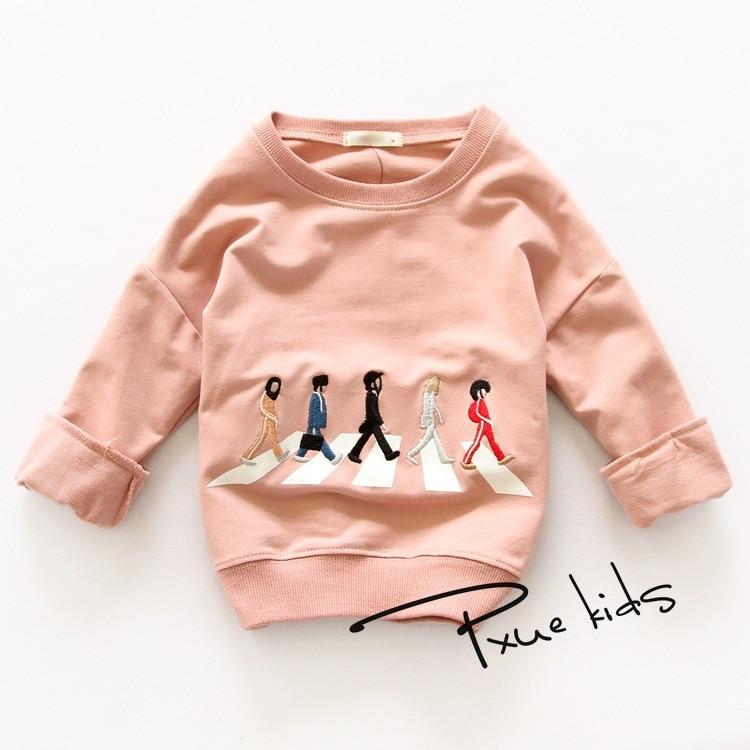 Nieuwe 2016 merk Kinderen Hoodies Sweatshirt baby Boy meisjes Lente - Kinderkleding